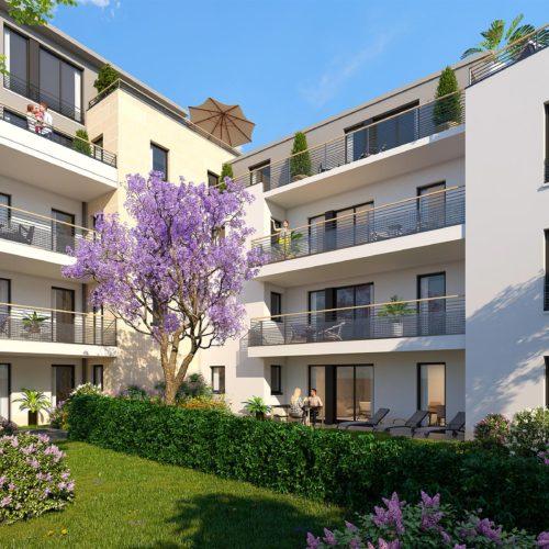 Infografía 3D promoción Inmobiliaria