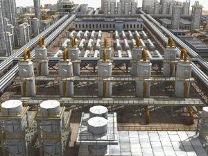 Infografía3D planta OIL&GAS